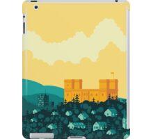 Golden castle iPad Case/Skin