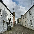 Stone Close Tearooms. by Lilian Marshall