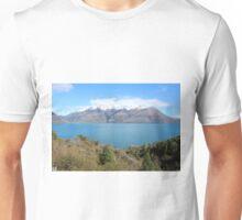 Lake Wakatipu Unisex T-Shirt