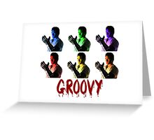 Army of Darkness - Groovy Greeting Card