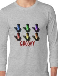 Army of Darkness - Groovy Long Sleeve T-Shirt