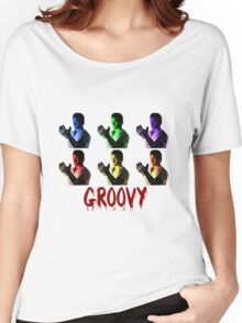 Army of Darkness - Groovy Women's Relaxed Fit T-Shirt