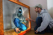Mirror man  by Isaac Circuit