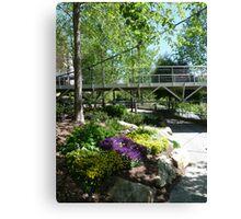 Reedy River Falls Park Canvas Print