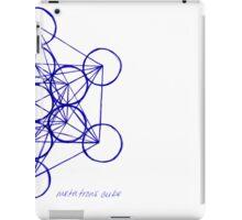 Metatron's Cube iPad Case/Skin