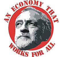 An Economy That Works For All Photographic Print