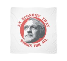 An Economy That Works For All Scarf
