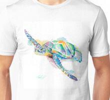 Rainbow Turtle  Unisex T-Shirt