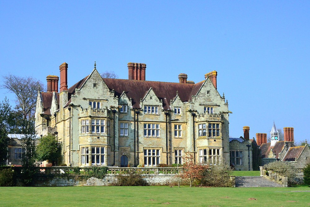 Balcombe Place, West Sussex by Steve