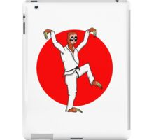 Karate Sloth iPad Case/Skin