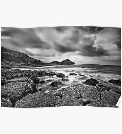 The Giant's Causeway Poster