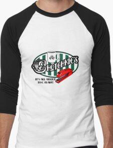 Chotchkies Men's Baseball ¾ T-Shirt