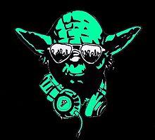 DJ Yoda by cutetees