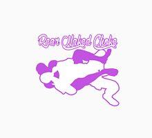 Rear Naked Choke Mixed Martial Arts Purple  T-Shirt