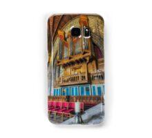 Cathedral Organ Samsung Galaxy Case/Skin