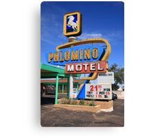 Route 66 - Tucumcari, New Mexico Canvas Print