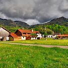 Atmospheric Village... by Daidalos
