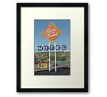 Route 66 - Santa Rosa, New Mexico Framed Print