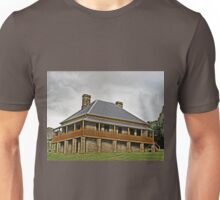 Catholic Presbytery - Historic Village of Little Hartley Unisex T-Shirt