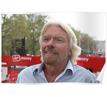 Sir Richard Branson Poster