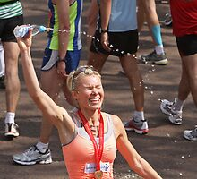 Nell McAndrew by Keith Larby