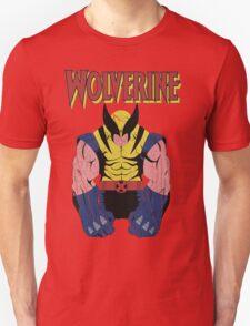 Wolverine X men Unisex T-Shirt
