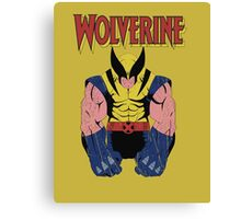 Wolverine X men Canvas Print