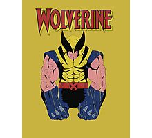 Wolverine X men Photographic Print