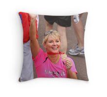 Cheryl Baker Throw Pillow