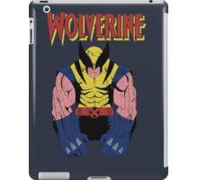 Wolverine X men iPad Case/Skin