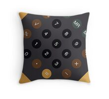 An homage to the Braun ET-66 Throw Pillow