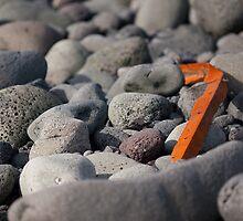 Rusted iron bar by Agnar Danielsson