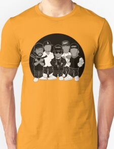 MUSIC - RAP Group T-Shirt