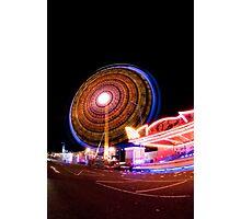 Circuitous Photographic Print