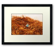 Look What Hatched Framed Print