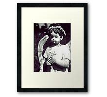 Clutch Framed Print