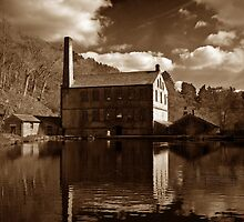 Gibson Mill by GalleryNorth