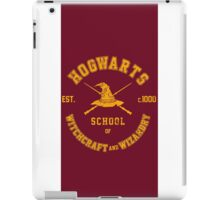 Harry Potter Hoghwarts School iPad Case/Skin
