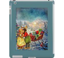 CHRISTMAS LOVE iPad Case/Skin