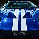 Luv GT40 by Kym Howard