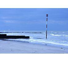 Herne Bay Coast Photographic Print