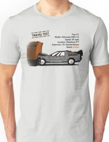 Travel Test T-Shirt