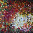 Moods Of The Seasons by surekha