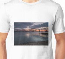 The Forth Bridge at sunrise Unisex T-Shirt