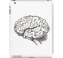 Anatomical Brain iPad Case/Skin