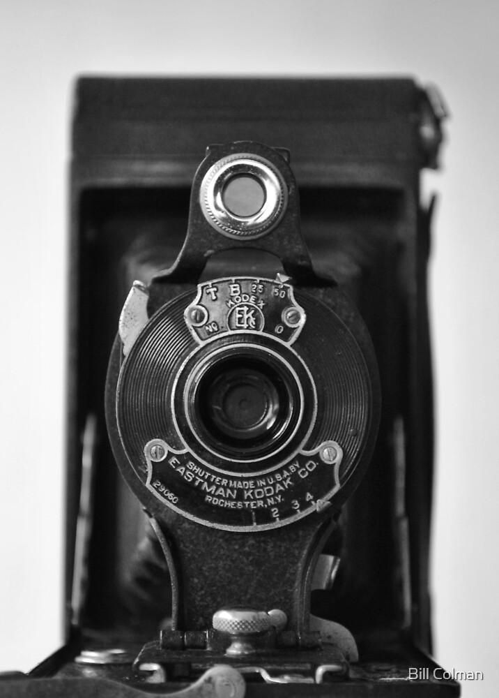 Vintage Camera by Bill Colman