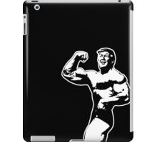 Donald Trump, Muscle Man iPad Case/Skin