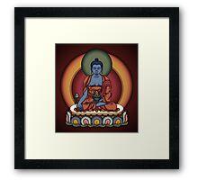 Medicine Buddha Framed Print