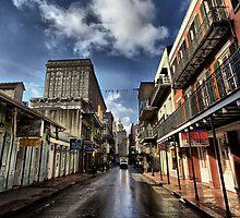 Bourbon Street by Ken Yuel