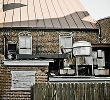 From the Alley, Fredericksburg, Virginia by Stephen Graham